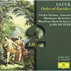 "Gluck: Orfeo ed Euridice (Orph�e et Eurydice) - Sung in Italian/Vienna version (1762) / Act 3 - Coro: ""Trionfi Amore!"""