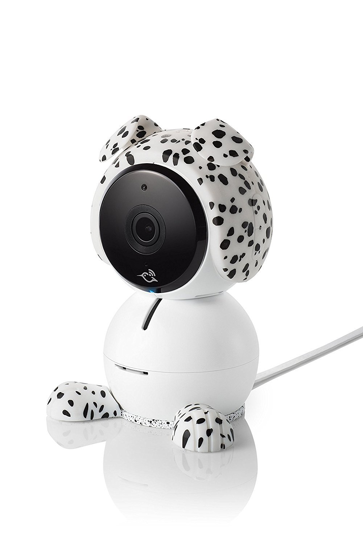 Arlo Baby Puppy Character for Arlo Baby Smart HD Baby Monitoring Camera - Black/White ABA1100  Arlo