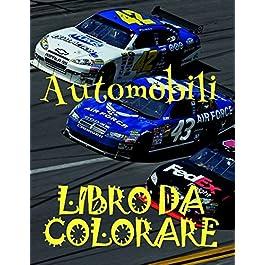 ✌ Automobili ✎ Libro da Colorare ✍: Album da Colorare Bambini 4-10 anni! ✌