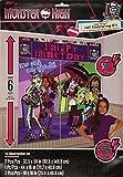 Monster High Riesen Geburtstags Wand Dekorations Poster