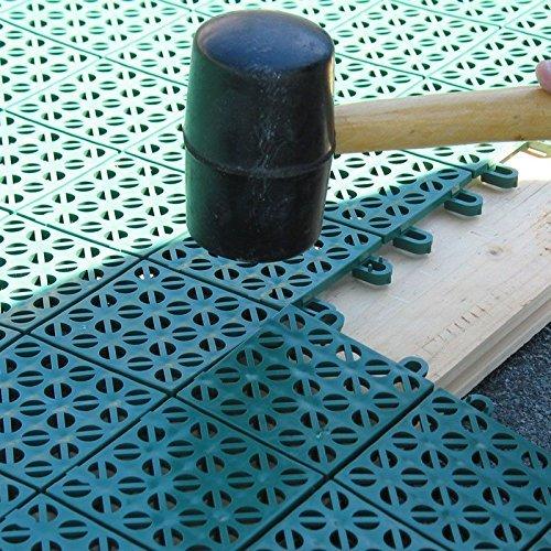 dalles flexibles en plastique 55 5 x 55 5 cm pour. Black Bedroom Furniture Sets. Home Design Ideas