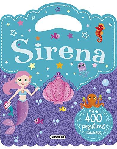 Sirena (Mi bolso de pegatinas)