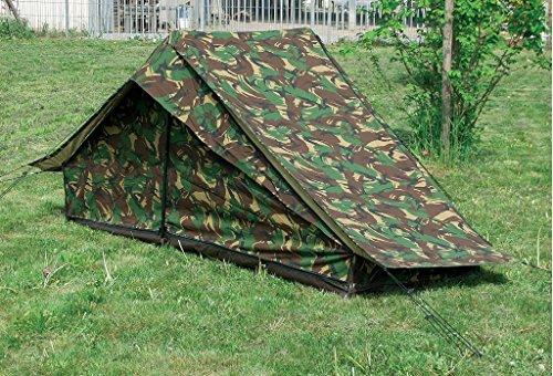 Unbekannt Niederländisches Einmannzelt mit Boden tarn gebraucht Festivalzelt 1-Personen-Zelt