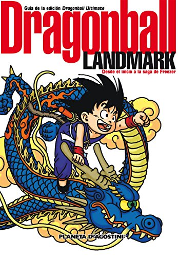 Dragon Ball Landmark (Manga Shonen)