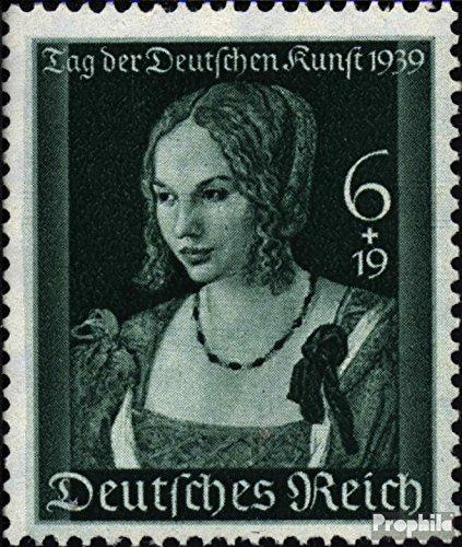 Deutsches Reich 700 (kompl.Ausg.) 1939 Deutsche Kunst (Briefmarken für Sammler)