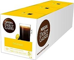 NESCAFÉ Dolce Gusto Grande Kaffee   48 Kaffeekapseln   100% Arabica Bohnen   Feine Crema und kräftiges Aroma    Schnelle...