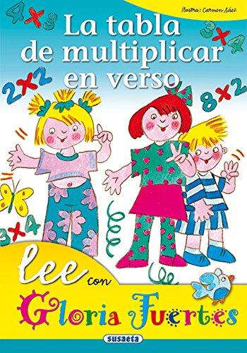 Tabla De Multiplicar En Verso. Lee Con. (Lee Con Gloria Fuertes) por Gloria Fuertes