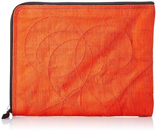Beadbags Crispy - Nachhaltige universelle Tablethülle (10 Zoll) - individuell erstellt aus recycletem, tropischem Fisch- und Moskitonetz, Fair Trade, umweltschonend, strapazierfähig