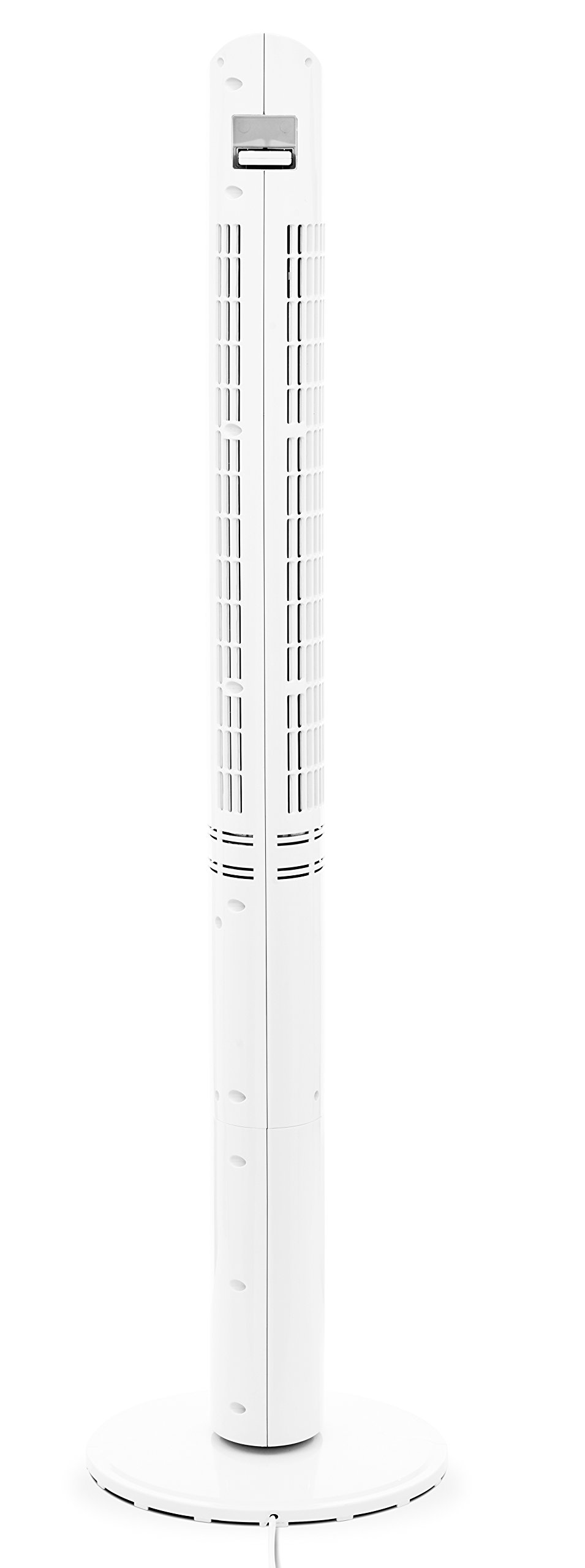 Xpelair Mont Blanc Tower Cooling Fan, 40 W, White high-gloss finish