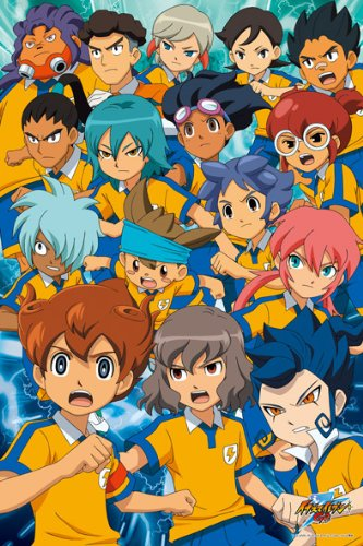 Raimon battle-500-L134, which multiplied by the football Inazuma Eleven GO 500 Large piece real (japan import)