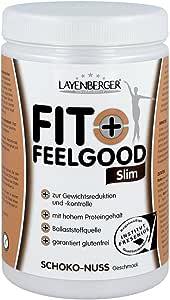 LAYENBERGER Fit+Feelg.SLIM Mahlz.Ersat.Schoko-Nuss 430 g