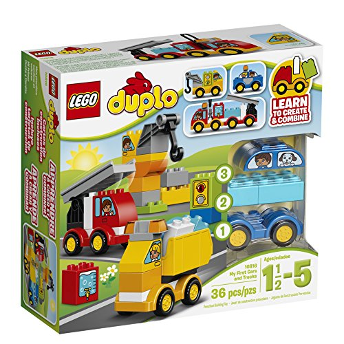 INFORMATICA LEGO DUPLO 10816 MY FIRST CARS AND TRUCKS