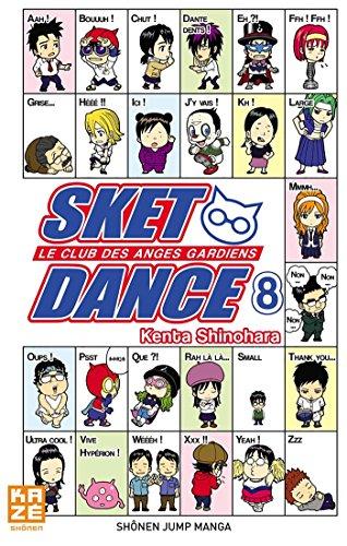 Sket Dance - Le club des anges gardiens Vol.8