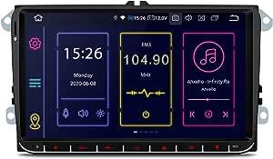 Xtrons 9 Inch Android 10 4gb Ram 64gb Rom Car Radio Elektronik