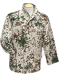 Mil-tec m65 veste militaire feldparka avec doublure et capuche, coupe-vent et imperméable en différents coloris très herbstjacke taille s à 5XL
