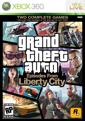 Grand Theft Auto Episoden of Liberty City