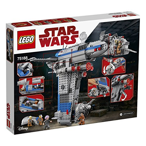 LEGO Star Wars 75188 - Resistance Bomber