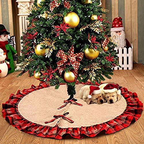 Ehugos - Falda para árbol de Navidad