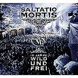 Anklicken zum Vergrößeren: Saltatio Mortis - 10 Jahre Wild und Frei (Audio CD)