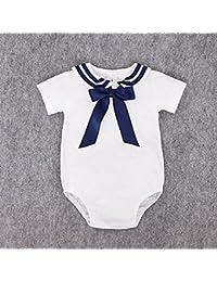 62dc852ee ZooArts - Traje de marinero para recién nacido