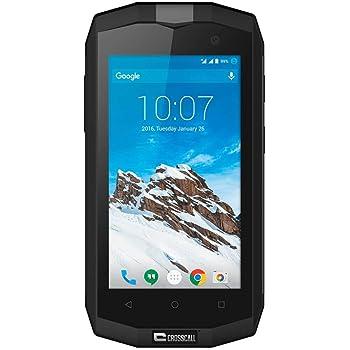 Crosscall Trekker M1 Smartphone, 8 GB, Nero [Italia]