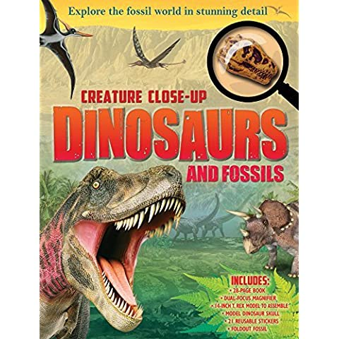 Creature Close-Up: Dinosaurs and Fossils by Douglas Palmer (2015-10-13)