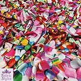 FS088Süßigkeiten Marshmallow Candy Rock Print auf