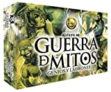 GM Games - Genios y Ladrones, juego de cartas (GDM011)