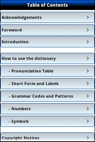 Longman Dictionary of Contemporary English 5 - Audio Edition Capture d'écran