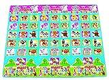 Nuova versione del tappetone più venduto su amazon. Stessa qualità nuovi disegni e colori più vivaci - Nuova confezione richiudibile e facile da spostare e conservare. Antiscivolo e antistrappo. - Batteri e funghi non possono penetrare il tappeto. - ...