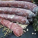 Luftgetrocknete Salami vom Mangalitza Wollschwein 160g