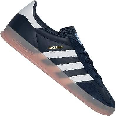 adidas Originals Gazelle Indoor, Collegiate Navy-Footwear White-Vapour Pink