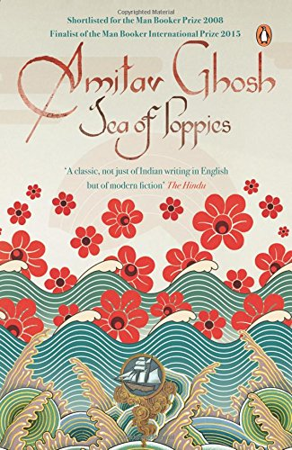 Portada del libro Sea of Poppies [Paperback] [Jan 01, 2015] AMITAV GHOSH