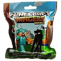 """JINX Minecraft Minecraft Hangers Series 2 (3"""" Random Pack Supplied)"""