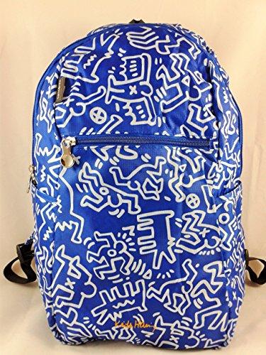 Samsonite Keith Haring Mochila Tipo Casual, Multicolor