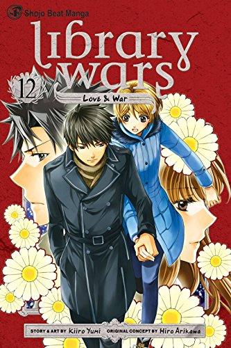 LIBRARY WARS LOVE & WAR GN VOL 12