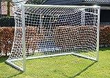 Aluminium Fußballtor 3m x 2m mit