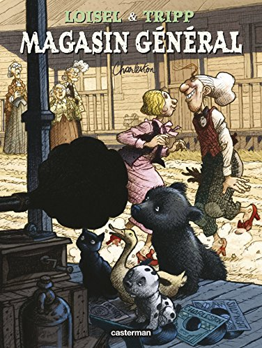 Magasin gnral, Tome 7 : Charleston