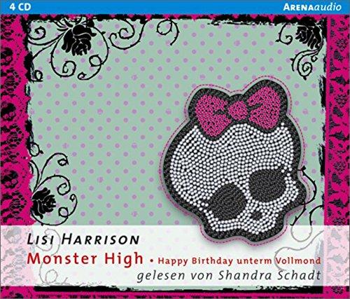 Monster High - Happy Birthday unterm Vollmond