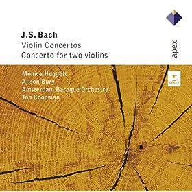 Violin Concerto No.1 In A Minor BWV1041 : I Allegro