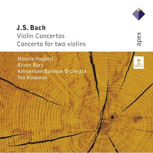 Violin Concerto No.1 In A Minor BWV1041 : II Andante