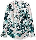 Pedro del Hierro, Blusa Estampada - Blusa para Mujer, Color Greens, Talla 40