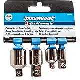 Silverline 793755 Jeu d'augmentateurs et réducteurs 4 pièces