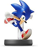Amiibo Sonic–Super Smash Bros. Series ver. [Wii U] Amiibo Sonic–Super Smash Bros. Series ver. [Wii U] [Japon...