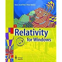 Relativity for Windows, CD-ROM Für Windows 3.x/95/98/NT 4.0
