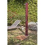 Manufacturas Gré SSB40 - Base para ducha solar, 60 x 60 cm, color marrón