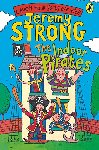 The Indoor Pirates (Laugh Your Socks Off) (English Edition)