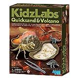 4M 68436 - KidzLabs - Quicksand und Volcano