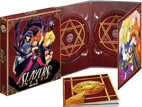 Slayers Next Box 2. Blu-Ray Edición Coleccionistas [Blu-ray]