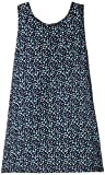 Chemistry Girls' Dress (GS15-136WTTNKSVL_Navy Polka_11-12 Years)